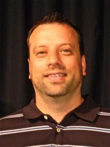 Pastor Bob Bevan