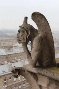 The Famous Gargoyle