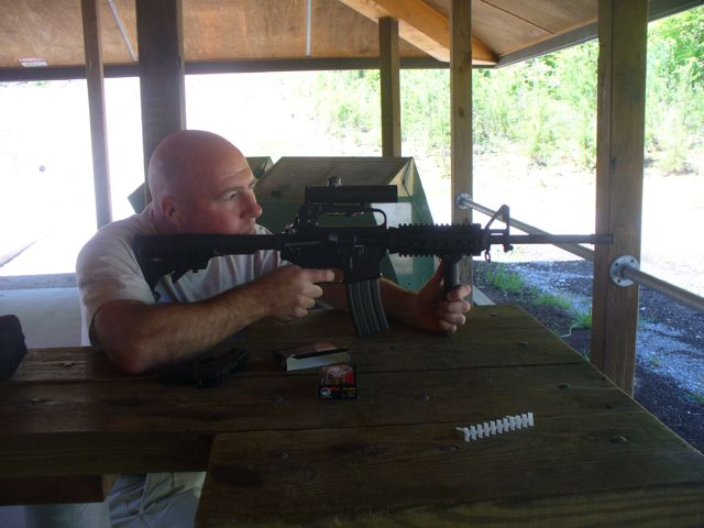 Week 12: Therapists and Battle Rifles